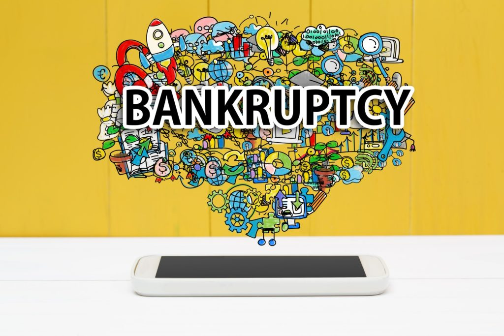 Bankruptcy and seniors