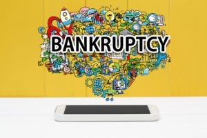 Bankruptcy Is Down but Senior Filing Is Up
