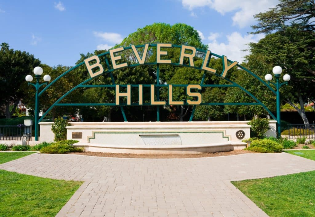 park in beverly hills california