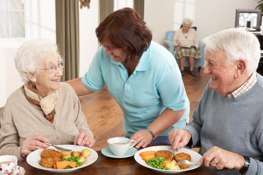 Spouse needs nursing home care