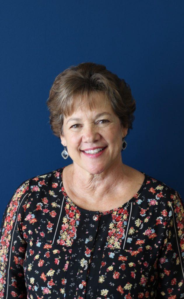 Marketing Coordinator Margie Lazzati Downs