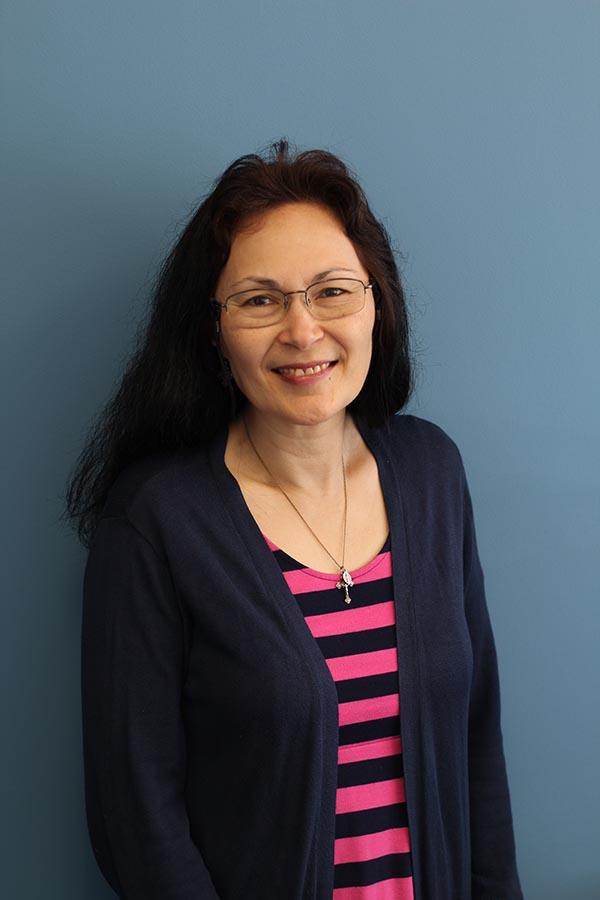 Legal Assistant Wendy Krehbiel