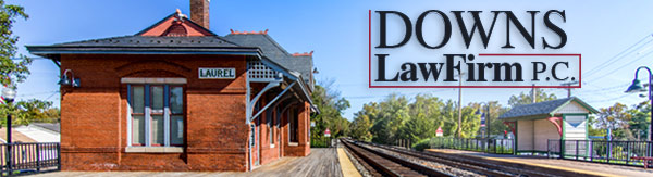 Downs Law Firm Laurel, MD