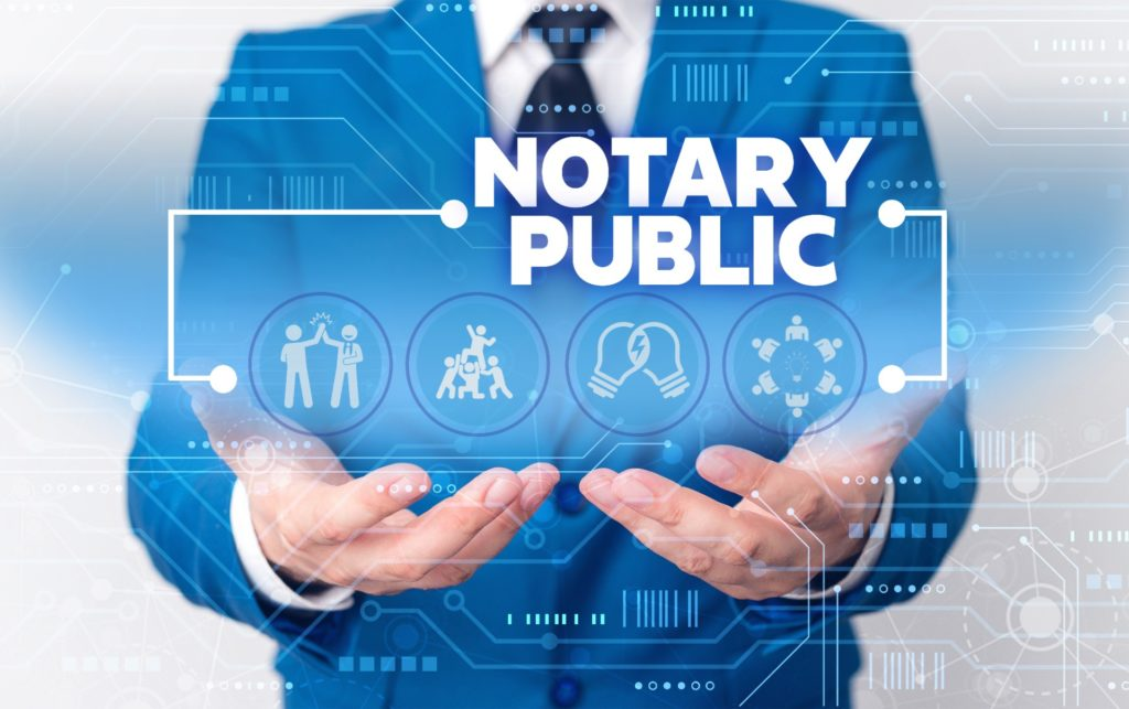 Remote witness and notary