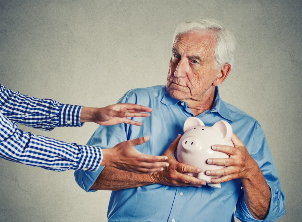 elder financial abuse