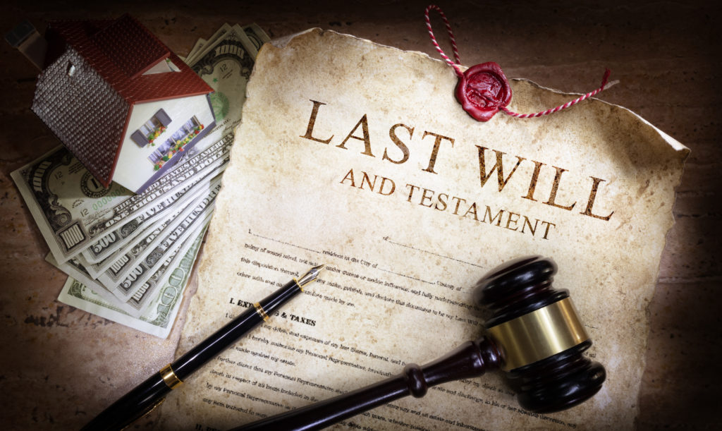 Executor powers probate
